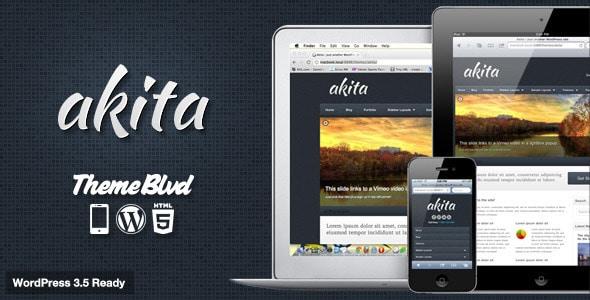 Akita WordPress