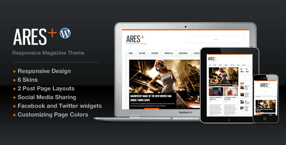 Ares WordPress