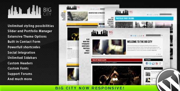 Big City WordPress