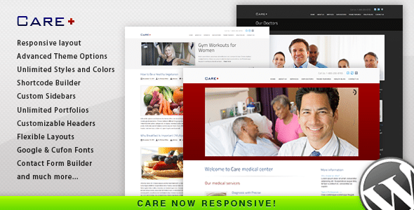 Care WordPress