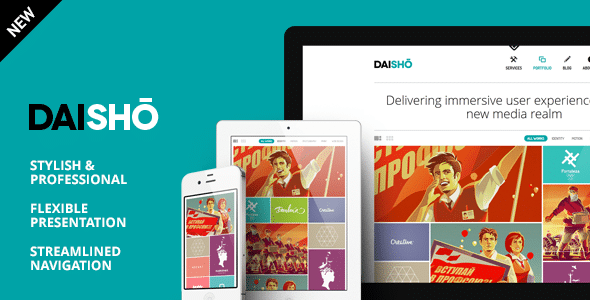 Daisho WordPress