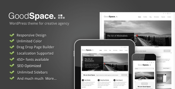 Good Space WordPress