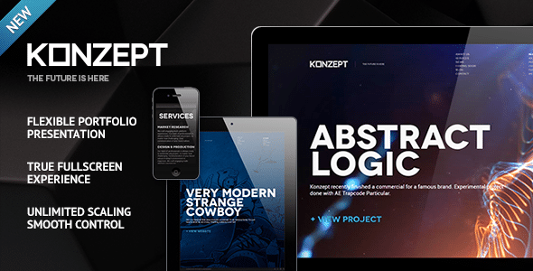 Konzept WordPress