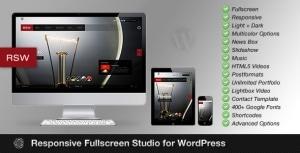 Responsive FullScreen Studio
