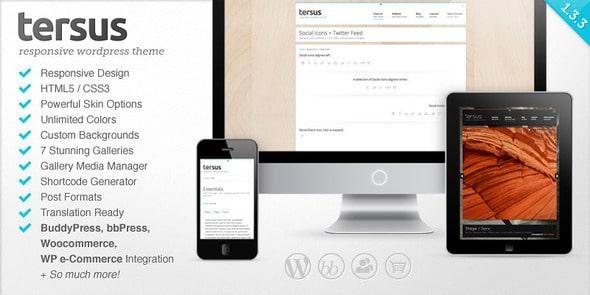 Tersus WordPress