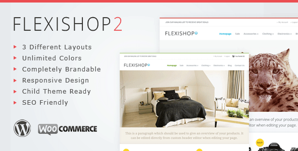 WP Flexishop 2
