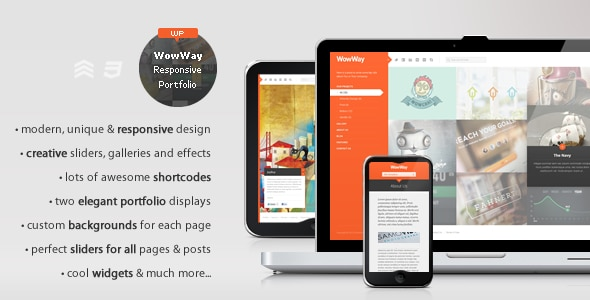 WowWay WordPress