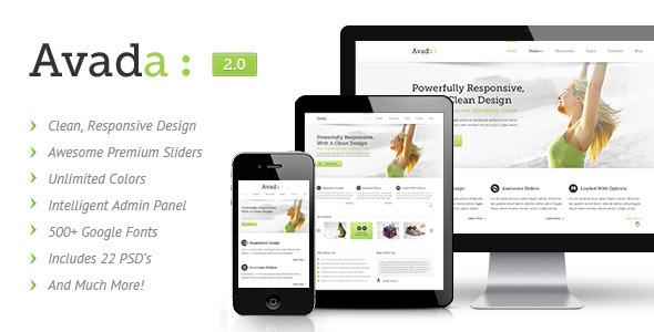 Avada WordPress