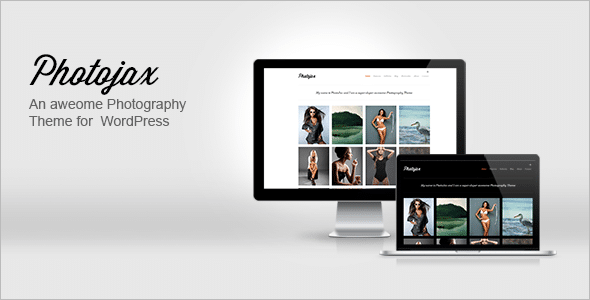 PhotoJax WordPress
