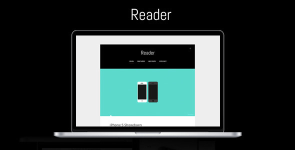 Reader WordPress