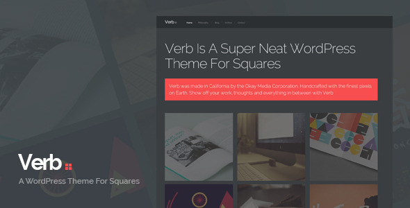 Verb WordPress