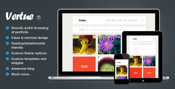 Vertue WordPress