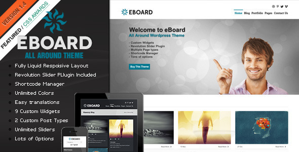 eBoard WordPress