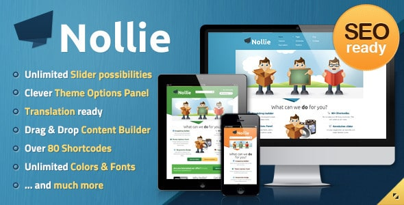 Nollie - Wordpress