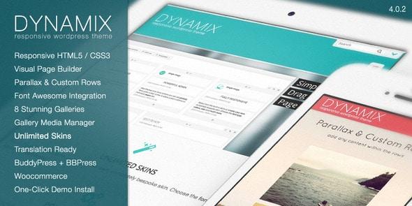 Dynamix Tema WordPress
