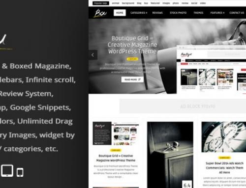 45 Temi WordPress Responsive del 2014
