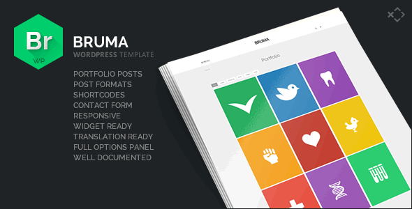Bruma Tema WordPress