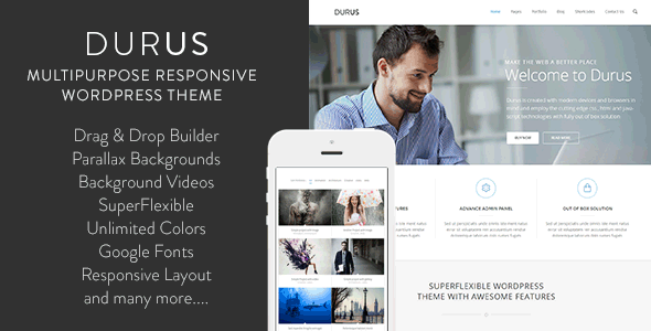Durus Tema WordPress