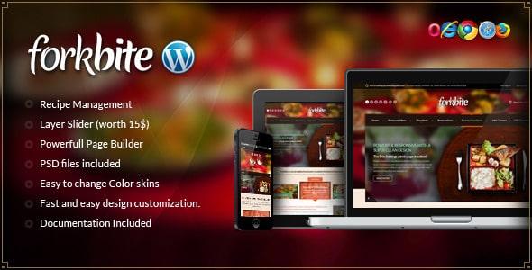 Forkbite Tema WordPress