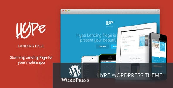 Hype Tema WordPress