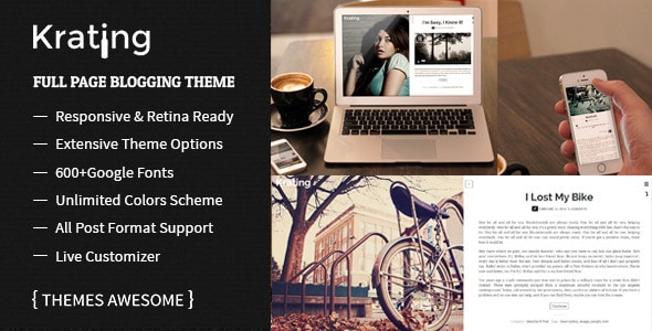 Krating Tema WordPress