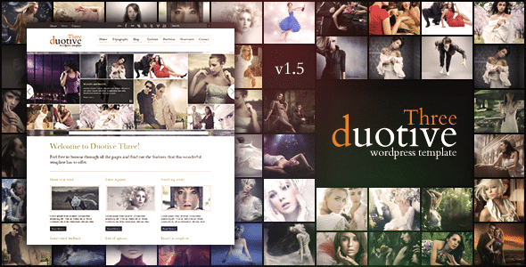 Duotive Three Tema WordPress