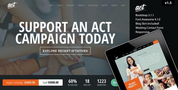 Act - Tema per Non Profit