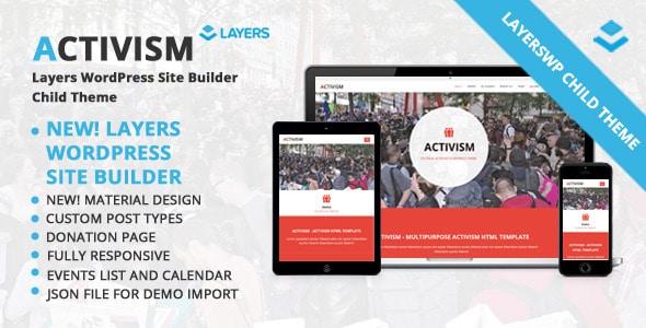 Activism - Tema per Attivisti