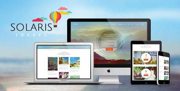 Solaris - Tema Agenzia di Viaggi