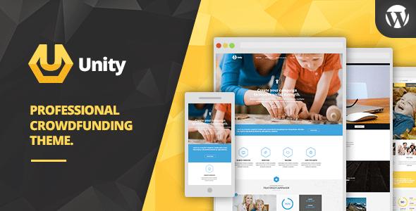 Unity - Tema per Crowdfunding