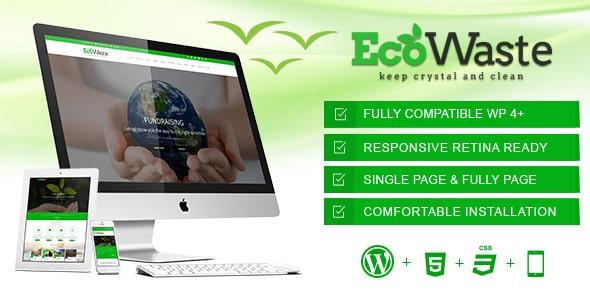 Ecowaste - Tema sull'Ambiente