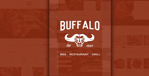Buffalo | Tema Ristorante