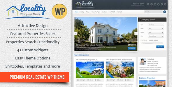 Locality - Tema Immobiliare