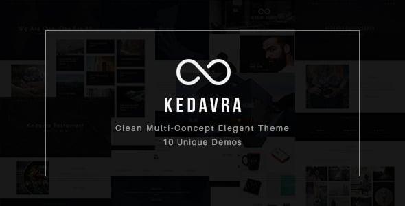 Kedavra | Tema Multiconcept