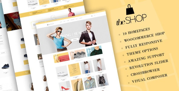 theShop | Woocommerce