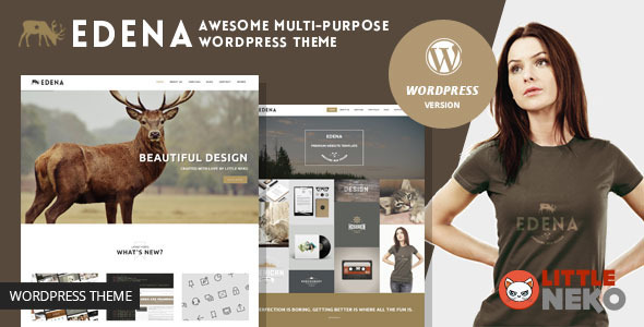 Tema Wordpress Design Moderno